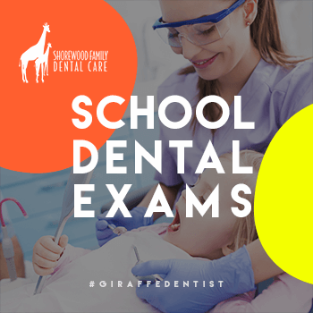 School Dental Exams for Students