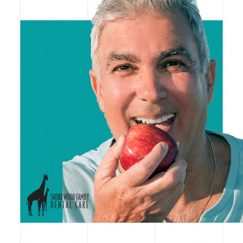 Tips on how to eat with dentures and implants