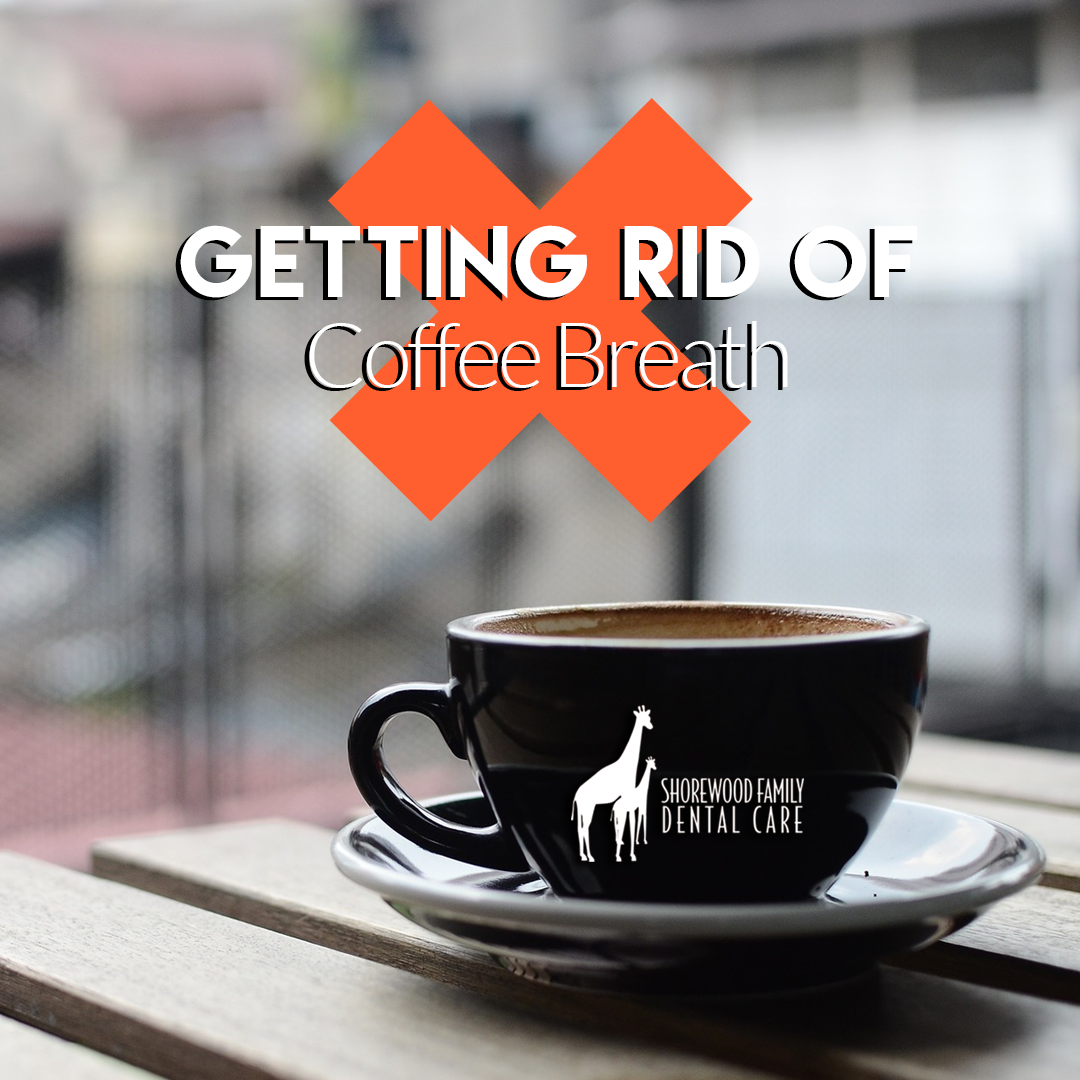 tips on killing coffee breath
