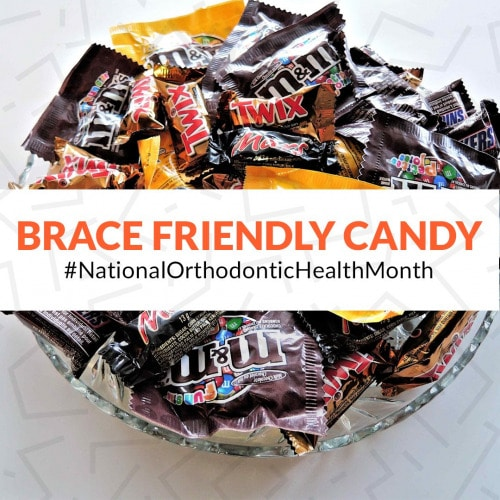 buying brace friendly candy for halloween