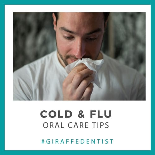 how to protect your teeth when sick