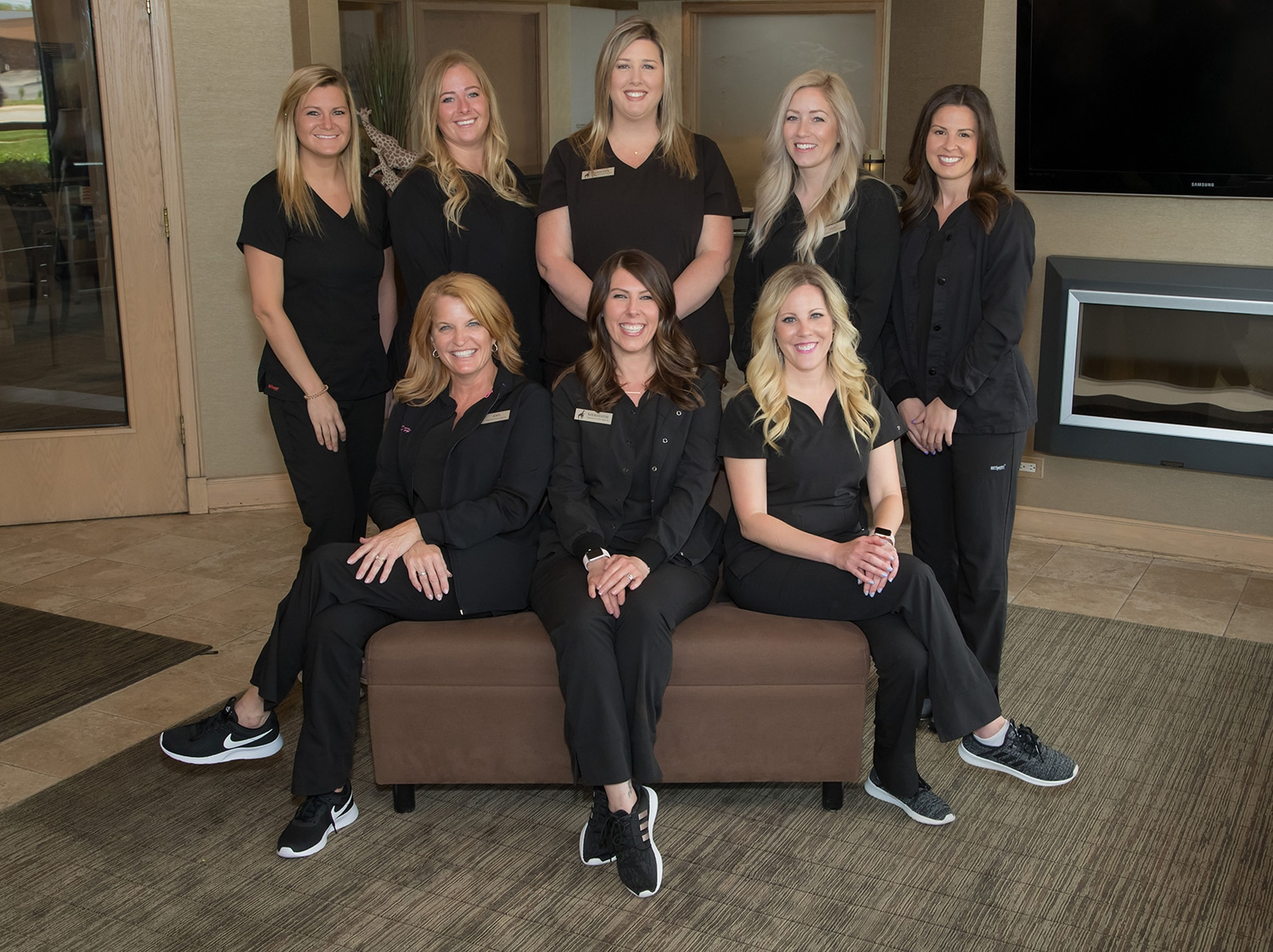 Team of Registered Hygienists at Joliet Family Dental Care